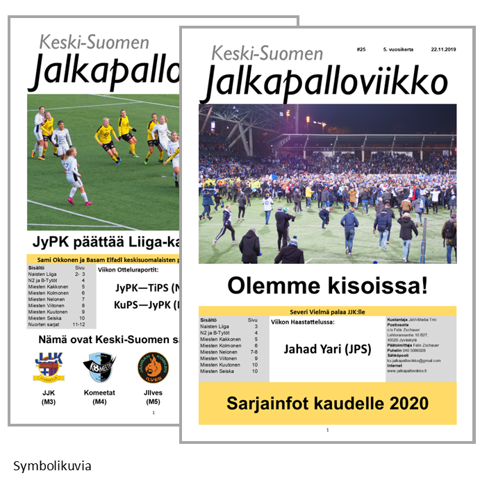 K-S Jalkapalloviikko, tutustumistilaus